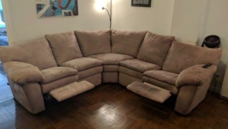 This Incredible Craigslist Ad For A Couch Perfectly Encapsulates The Murray Hill Bro