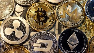 Cryptocurrency Markets Are Popping As Bitcoin Finally Breaks Through A Key Barrier After A Long Month