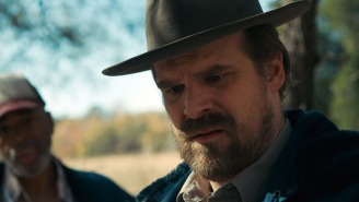 David Harbour Says He'll Officiate A Wedding In A Hellboy Costume In Exchange For 666,000 Retweets