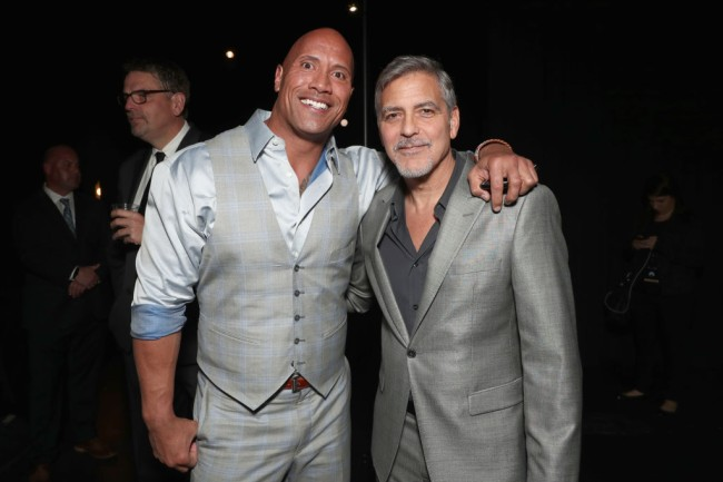 george clooney highest paid actor