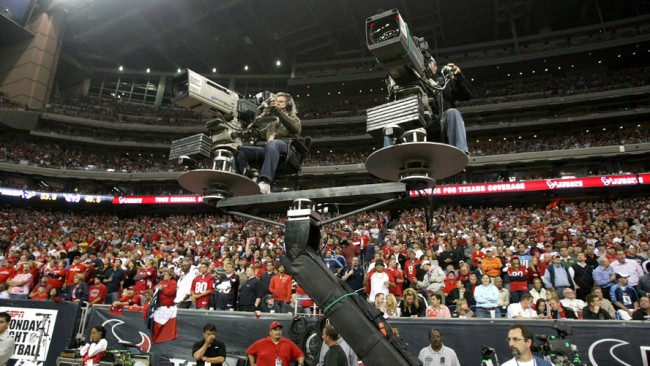 ESPN Booger McFarland Monday Night Football