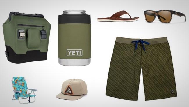 everyday carry essentials beach accessories gear