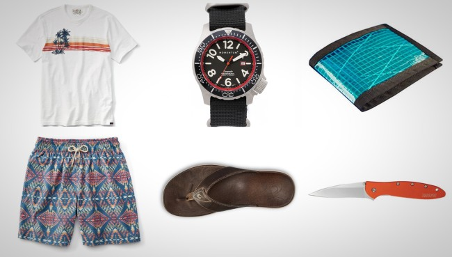 everyday carry essentials boating gear