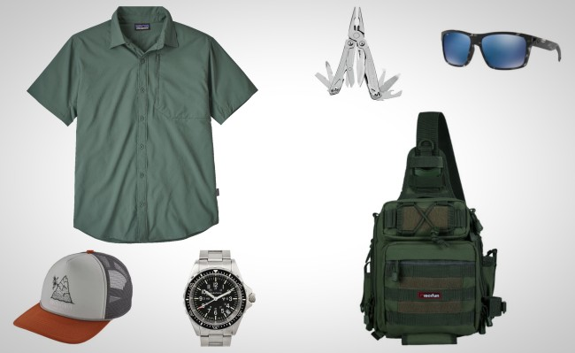 everyday carry essentials fishing gear