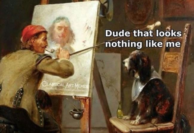 funniest classical art memes 2018