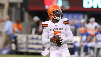 Browns Player Reveals That We've All Been Mispronouncing Tyrod Taylor's Name For Years