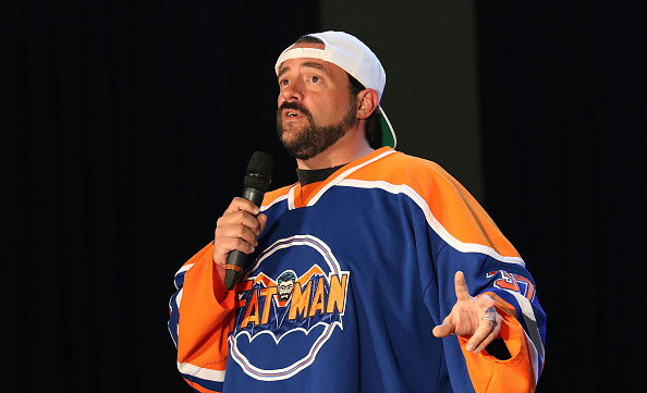 Kevin Smith Celebrates Dramatic Weight Loss With Inspiring Body Transformation Photos, But He's Not Done