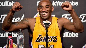 Kobe Bryant's $6 Million Investment In BodyArmor Sports Drink Is Now Worth $200 Million