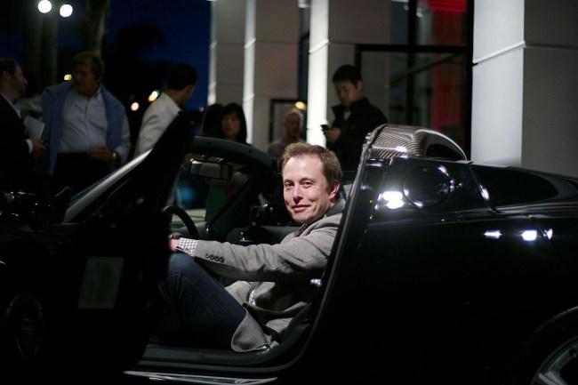 Elon Musk Tesla Funding
