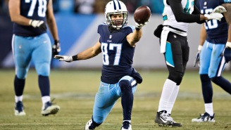 The Patriots Are Reportedly Signing Eric Decker To A One-Year Deal