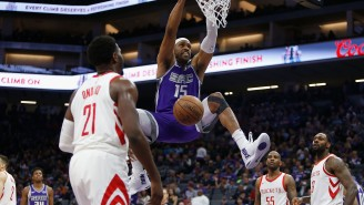Vince Carter's Refreshing View On Ring Chasing Will Make Boogie Cousins Blush