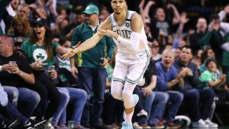 Jayson Tatum Opens Up About Why Kobe Is His Favorite Player And Why He Hated Boston Before He Was Drafted