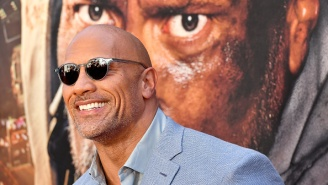 The Internet Reacts To The Rock's Hilarious Headshot From His Time In The CFL