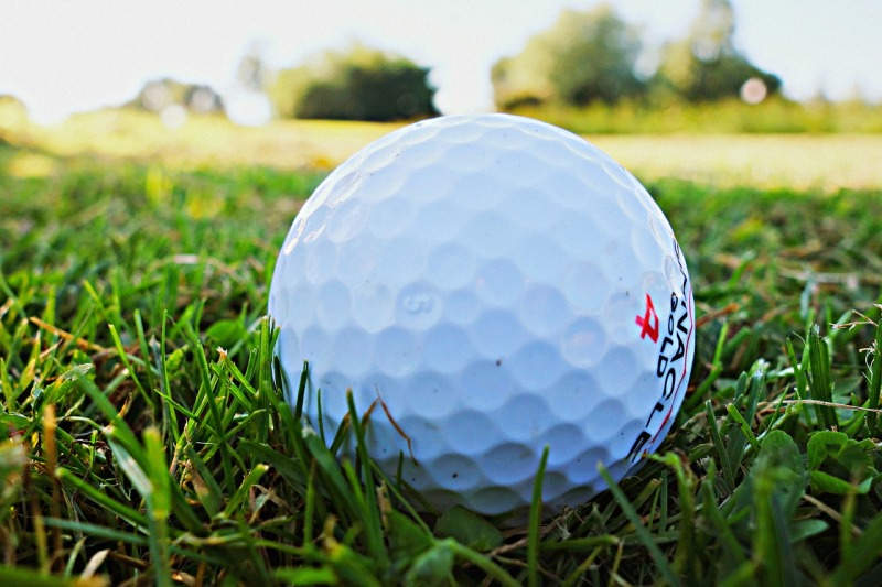 Why Do Golf Balls Have Dimples? The Tiny Marks Make A Big Difference