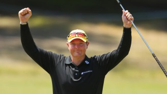 GoFundMe Started For Pro Golfer Jarrod Lyle's Daughters As He Decides To Stop Treatment For Leukemia