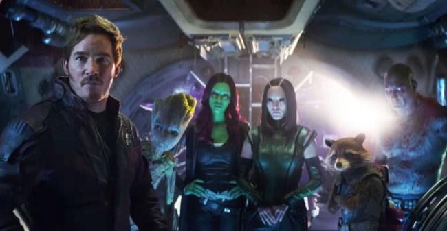 Guardians Galaxy Vol 3 Theories James Gunn