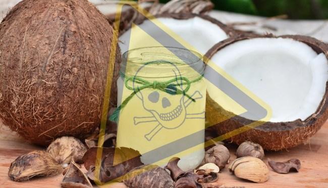 Harvard Professor Coconut Oil Pure Poison