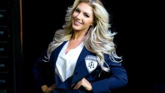 Get To Know New Legends Football League (LFL) Sideline Reporter Heidi Golznig
