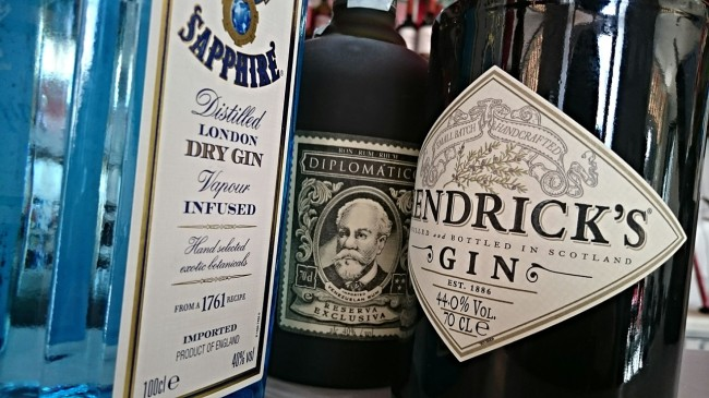 get paid to drink gin