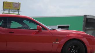 Hearing The Beastly Roar Of A Hennessey HPE1000 Engine In A 2018 Dodge SRT Demon Will Delight You