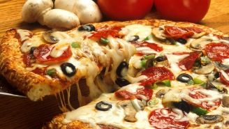 Researchers Have Uncovered How Much Pizza You Will Eat In Your Lifetime (Hint: It's A Lot)