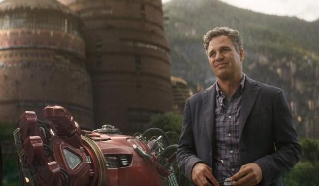 Infinity War Director Reason Hulk Wouldnt Fight