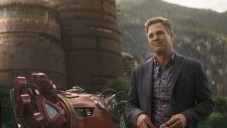 'Avengers: Infinity War' Director Finally Reveals The Reason Bruce Banner Couldn't Hulk Out