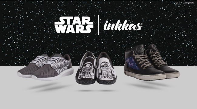 inkkas shoes review star wars