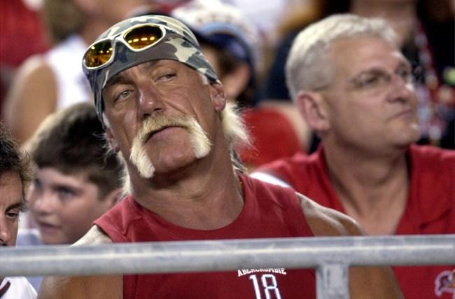 Internet Reactions Hulk Hogan Jameis Winston