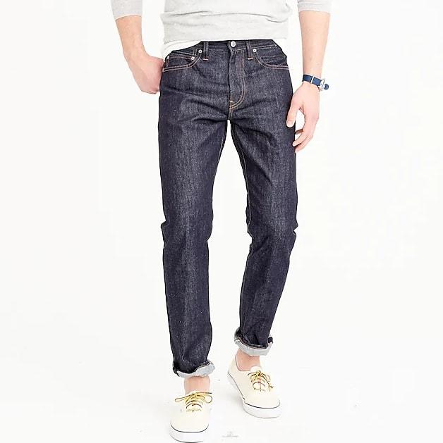 770 Straight-fit jean in Riverton wash