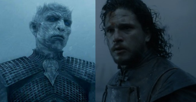 jon snow night king game of thrones theory