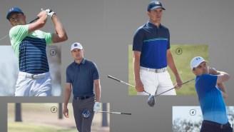 Jordan Spieth's 2018 PGA Championship Under Armour Scripting Is Fresh AF