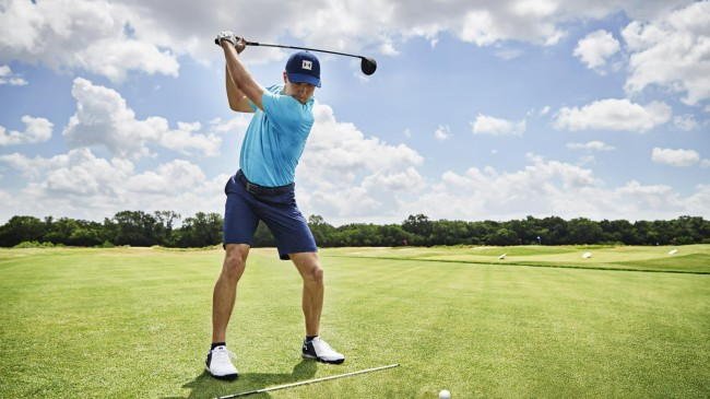 Jordan Spieth Training Regimen Workout Plan Under Armour