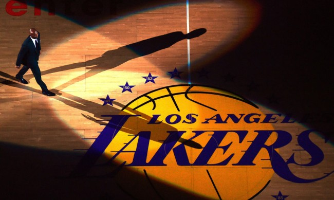 Kobe Bryant LeBron James Lakers Lonzo