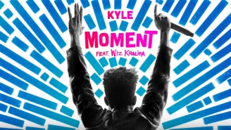 This New Track By KYLE (Feat. Wiz Khalifa) Titled 'Moment' Is Impossible To Listen To Just Once