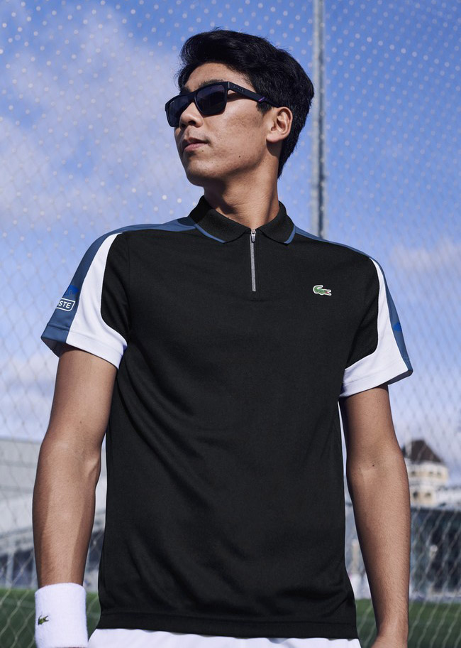Lacoste Apparel Novak Djokovic US Open