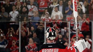 Looking For More Than Wins And Losses Martin Brodeur Takes On New Challenge