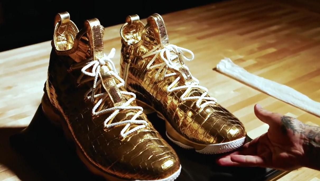lebron gold shoes Shop Clothing \u0026 Shoes