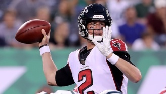 Falcons QB Matt Ryan Responds To Jalen Ramsey Calling Him 'Overrated' And A 'Complete Bust' In GQ Interview