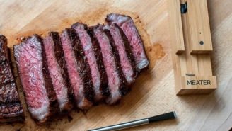 Pick Up The 'Meater' Wireless Thermometer For Your Labor Day BBQ And Save 15% Right Now