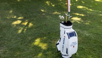 Michelob ULTRA Is Giving Away The Ultimate Golf Bag Complete With A Built-In Tablet And A Keg!