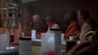 The New 'Star Wars' Cantina At Disneyland Will Be The First Place In The Park You Can Buy Booze
