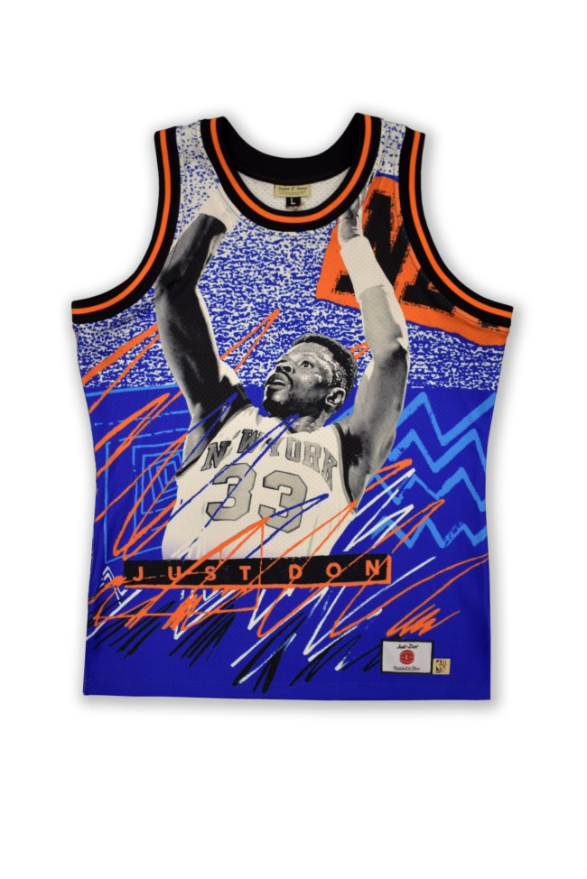 nba jam knicks jersey