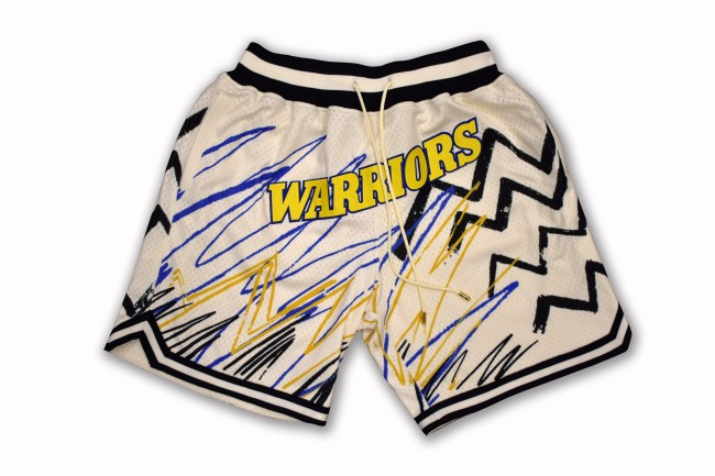 NBA Jam warrior shorts