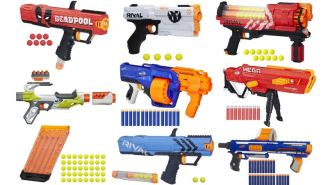Today Only: Amazon's Huge One-Day Nerf Gun Sale Let's You Reload Your Arsenal