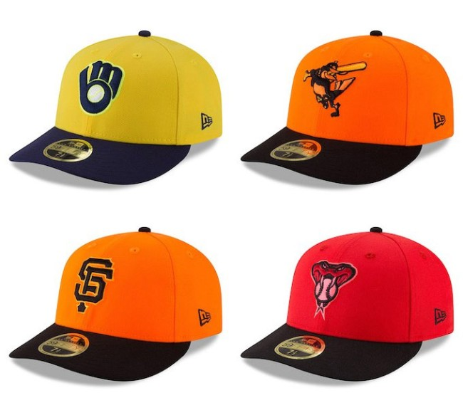 New Era 2018 Players Weekend Hats
