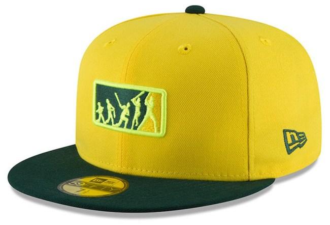 New Era 2018 Players Weekend Hats Evolution