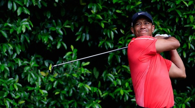 Nick Faldo Tiger Woods Im Done