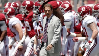 The AP College Football Preseason Rankings Are Finally Here And You'll Never Guess What Spot Alabama Got