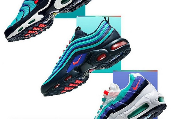 Nike Air Max Discover Your Air Pack